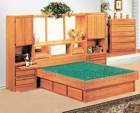Coronado Wall Unit for SOFT SIDE Mattresses