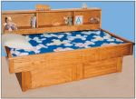 Oak Youth Bed