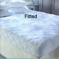 Premium Poly Felt Waterbed Mattress Pad