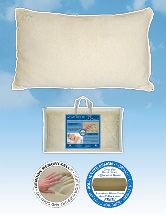 Memory Cell Prima Pillow