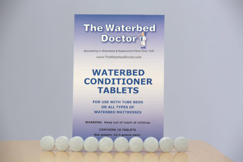 Conditioning Tablets for tube beds